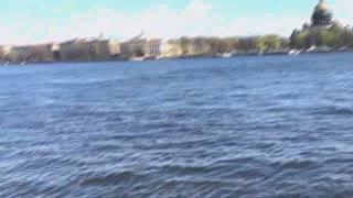 Saint Petersburg in may