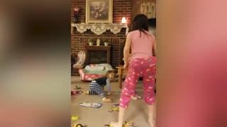 children who are entertaining