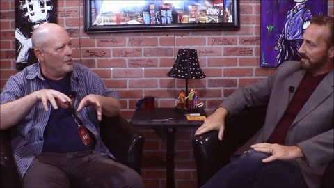 HWWS Interview with Indie HORROR filmmaker Mike Lyddon - WITCH TALES - CLIP 1