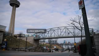 Niagara Falls is a Ghost Town