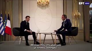 Macron: EU vaccine failure because it didn't 'shoot for stars'