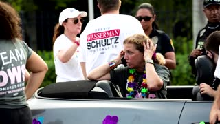 One dead after driver hits crowd at Florida Pride