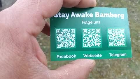 Come seguire Stay Awake Bamberg sui social in Germania.