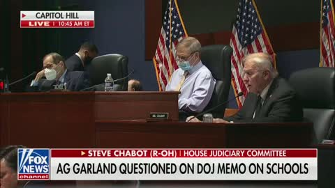 Rep. Steve Chabot Schools Merrick Garland on Parenting and School Boards