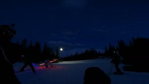 Star Wars, skiing Colorado