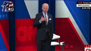 Biden Won't Criticize China