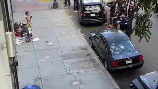 Police Let k9 Dog Attack Mentally Sick Man