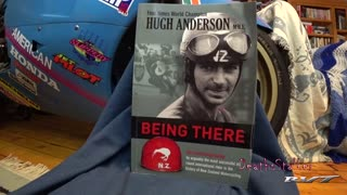 Being There by Hugh Anderson