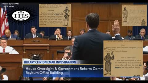 FBI Director James Comey Testifies in the Hillary Clinton Email Investigation (July 7 2016)