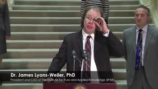 James Lyons-Weiler — Pathogenic Priming Coronavirus Vaccine Safety Warning
