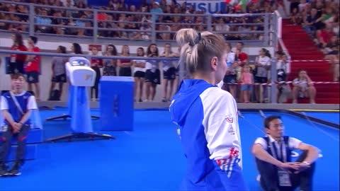 Artistic Gymnastics Womens Individual...