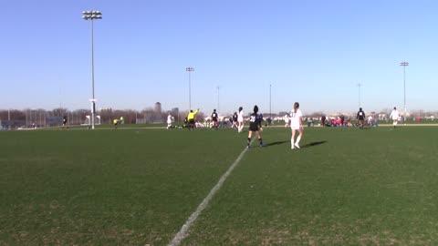 FCD Scott Dymond Showcase game 3-half 1