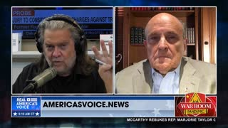 Giuliani Reveals How Ducey and Kemp Blocked the Truth About Nov 3