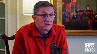 General Flynn says Trump will be president again