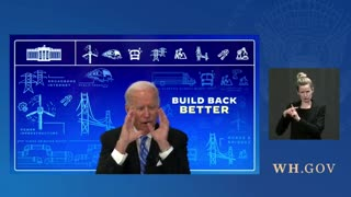 Biden Calls Mich. Governor Gretchen Whitmer 'Jennifer'
