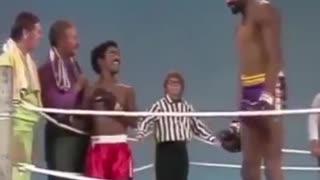 Crazy Boxing match