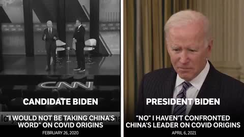 RNC Releases Damaging Ad Showing Biden's China Weakness and Broken Promises