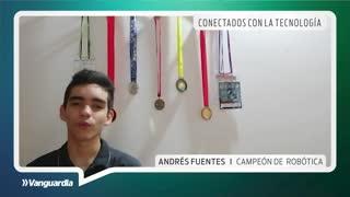 Vanguardia es: Andrés Fuentes