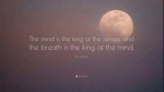 Soul of the Everyman - Breath is the King of the Mind