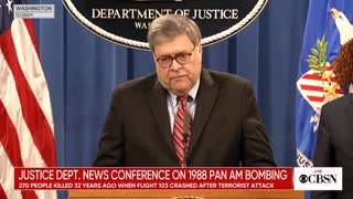 AG Barr: No Plan to Appoint Hunter Biden Special Counsel