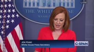 Psaki Makes Absurd Statement, Claims Biden Admin Has Highest Ethical Standard In History