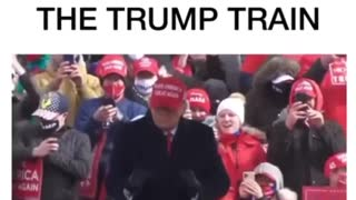 New trump dance