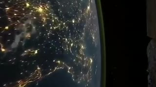 Earth seen from the International Space Station