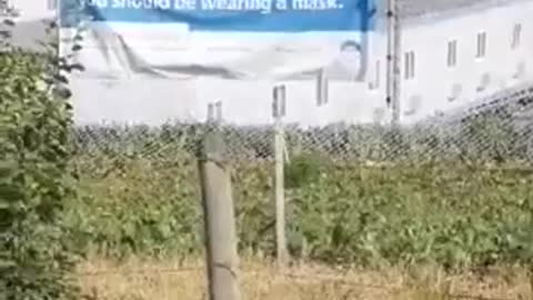 Massive New COVID Prison Camp Outside of Vanderhoof, BC