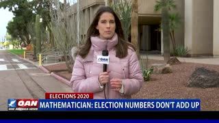 """Election results for Joe Biden at the precinct level are """"impossible"""" and """"cannot occur naturally."""""""