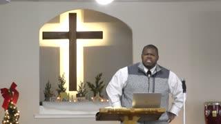 Pastor Homer Evins Jr December 06 2020 - Who Do You Say That I Am - III