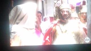 filme Jesus a semana santa pt1 triunfo de amor