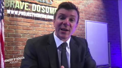 James O'Keefe Goes Full Savage on the Left