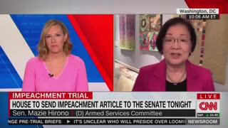 Sen. Hirono Just Exposed Dems' Real Motivation for Impeachment
