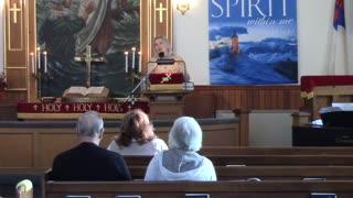 Palo Congregational Church Sunday Service 1/24/2021