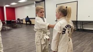 Self Defense for White Belts