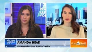 Amanda Head, Real America's Voice