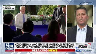 Former White House Physician Urges Biden to Take Cognitive Test