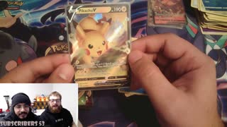 Vivid Voltage Pokemon Card opening - New Years Eve Edition