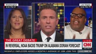 Chris Cuomo and Niger Innis clash over Alabama Gate 2