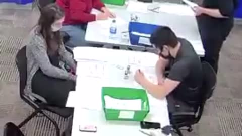 Election Fraud video