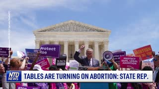 Tables Are Turning on Abortion: State Rep.