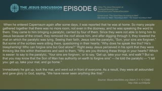 The Jesus Discussion   EP 6   Mark