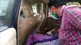 India's Covid-19 Deaths Surge - Situation Desperate