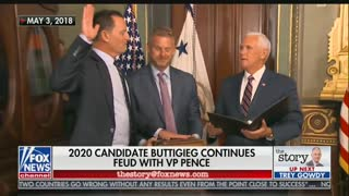 Richard Grenell defends Pence against attacks from Buttigieg