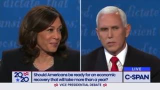 Vice Presidential Debate 2020 Part 2