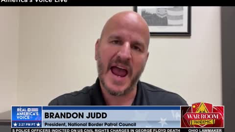 National Border Patrol Council President Brandon Judd endorses Congresswoman Stefanik for GOP Chair. 05.07.21