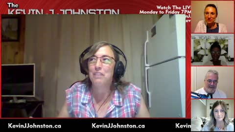 Tonight on The Kevin J. Johnston Show, we have a panel of Nurses that discusses the Scam-Demic!