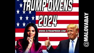 Trump Owen's 2024 It's Getting Real Out Here!