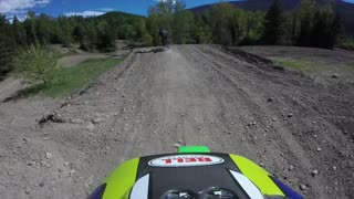 Little test and ride