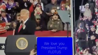 #PresidentTrump Victory Georgia Rally